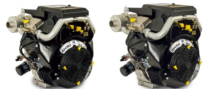Subaru OHV V-Twin Big Block Gas Enigne