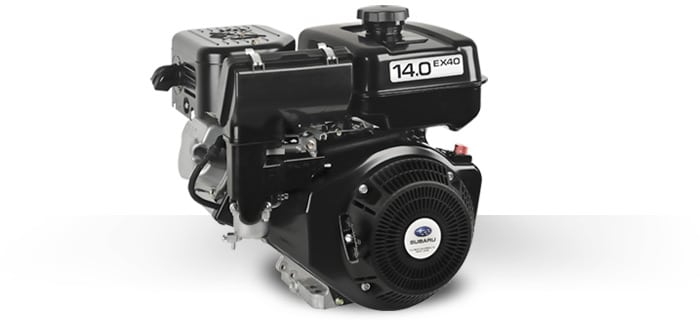 Subaru OHC EX40 Small Engine