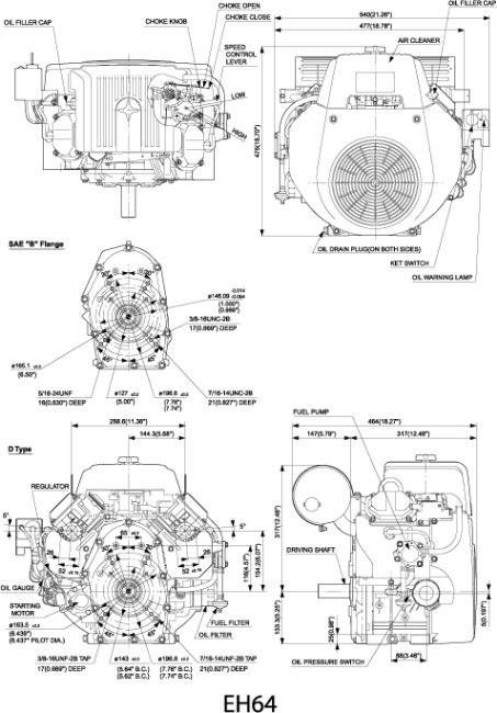 eh64 small ohv v twin engine technical information subaru engine lubrication diagram engine lubrication diagram engine lubrication diagram engine lubrication diagram