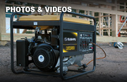 RGX6500/E Industrial Generator 1