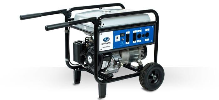 subaru-generators-sgx5000