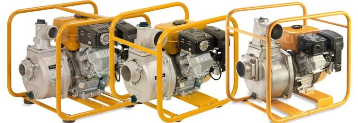 Subaru PKX Centrifugal pumps