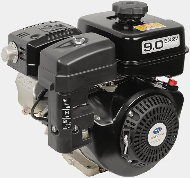 Subaru EX Series OHC Engines